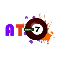 Logo of radio station at7radio