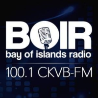 Logo of radio station BOIR 100.1 FM