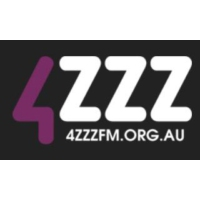 Logo of radio station 4ZZZ Triple Z