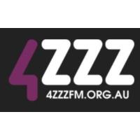Logo de la radio 4ZZZ Triple Z