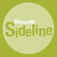 Logo of radio station Maximum - Sideline