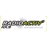Logo of radio station Radio Activ'
