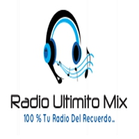 Logo de la radio Radio Ultimito Mix