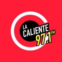 Logo of radio station XHNLO-FM La Caliente 97.1