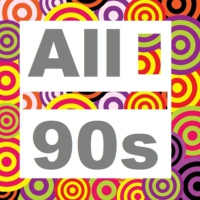 Logo of radio station All 90s Radio