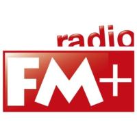 Logo of radio station Радио FM+