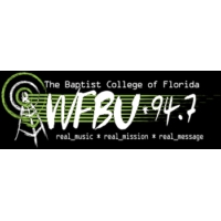 Logo of radio station WFBU-LP