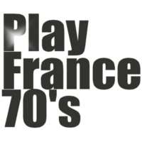Logo of radio station Play France 70's
