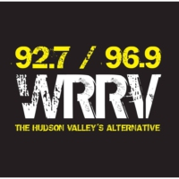 Logo of radio station 92.7 & 96.9 WRRV