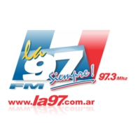Logo of radio station La 97