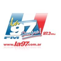 Logo de la radio La 97