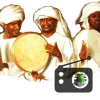Logo of radio station ۞ إذاعة المديح ۞