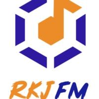 Logo of radio station RKJ FM