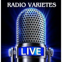 Logo of radio station radio variétés live