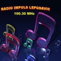 Logo of radio station Radio Impuls 100.3