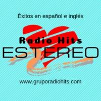 Logo of radio station Radio Hits Estereo