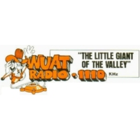 Logo of radio station WUAT Radio 1110 AM