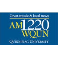 Logo of radio station WQUN Quinnipiac Univ. 1220 AM