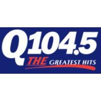 Logo of radio station KIQO Q104.5