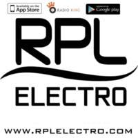 Logo of radio station RPL ELECTRO