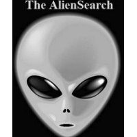 Logo de la radio The Aliensearch