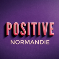 Logo of radio station Positive Normandie