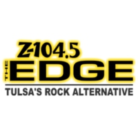 Logo of radio station KMYZ The Edge 104.5