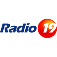 Logo of radio station Radio 19