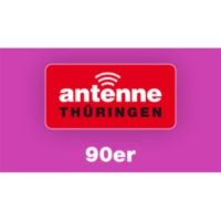 Logo of radio station Antenne Thüringen - 90er
