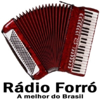 Logo of radio station Rádio Forró