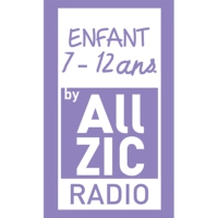 Logo of radio station Allzic Radio ENFANTS 7/12 ANS