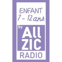Logo de la radio Allzic Radio ENFANTS 7/12 ANS