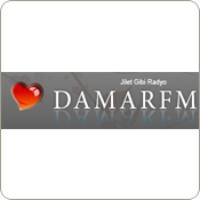 Logo of radio station DamarFm