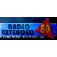 Logo of radio station Radio Extended 80
