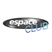 Logo of radio station Radio Espace Club