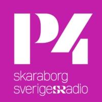 Logo de la radio Sveriges Radio - P4 Skaraborg