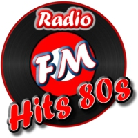 Logo of radio station FM Hits 80s