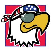 Logo of radio station KXGE Eagle 102.3 FM