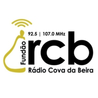 Logo of radio station Rádio Cova da Beira