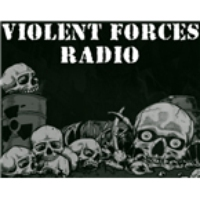 Logo de la radio Violent Forces Radio