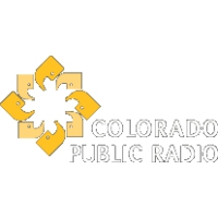 Logo of radio station KCFR - OpenAir