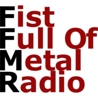 Logo of radio station Fist Full of Metal Radio