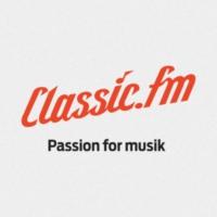 Logo of radio station ClassicFM - Sønderjylland