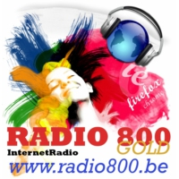Logo of radio station Radio 800 Gold