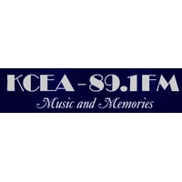 Logo of radio station KCEA 89.1