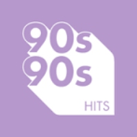 Logo of radio station 90s90s HITS