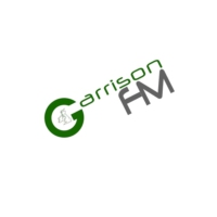 Logo of radio station Garrison FM