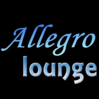 Logo of radio station Allegro Lounge