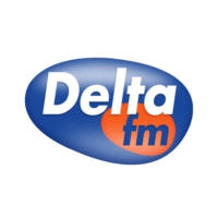 Logo of radio station Delta FM Dunkerque 100.7