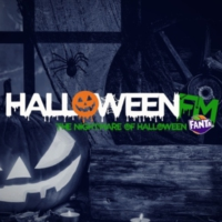 Logo de la radio Halloween FM